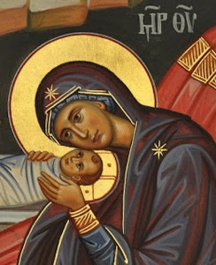 ChristChildandMaryIcon