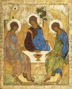 聖三一 trinity