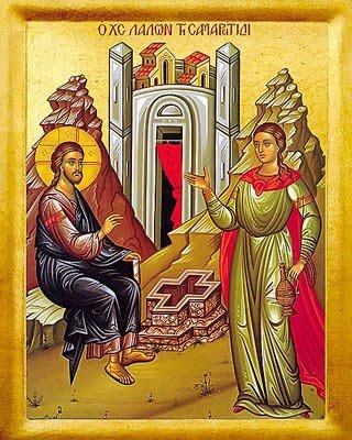 Saint Photini Icon