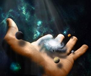 pray 18-5 god hands